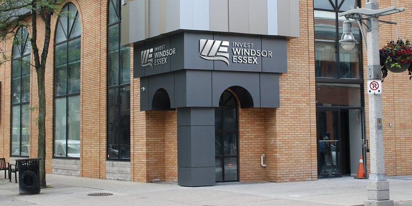 Invest WindsorEssex Office