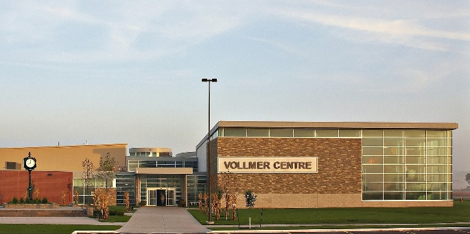 Volmer Culture and Recreation Complex